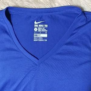 5/$25 Nike Dri fit tee sz s